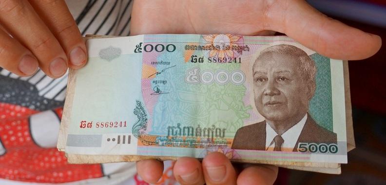 Деньги и валюта Камбоджи