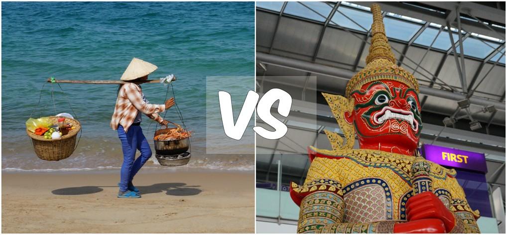 Куда лучше поехать на зимовку и отдых: в Таиланд или Вьетнам