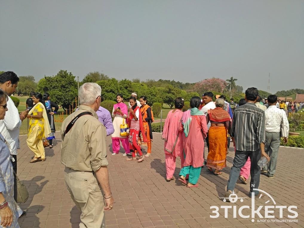 Храм Лотоса в Нью Дели (Индия): фото и отзыв