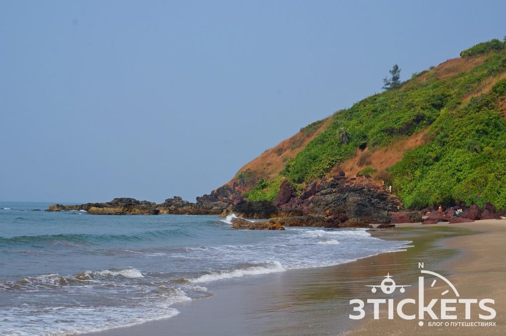 Пляжи Гоа: Калача Бич (фото)