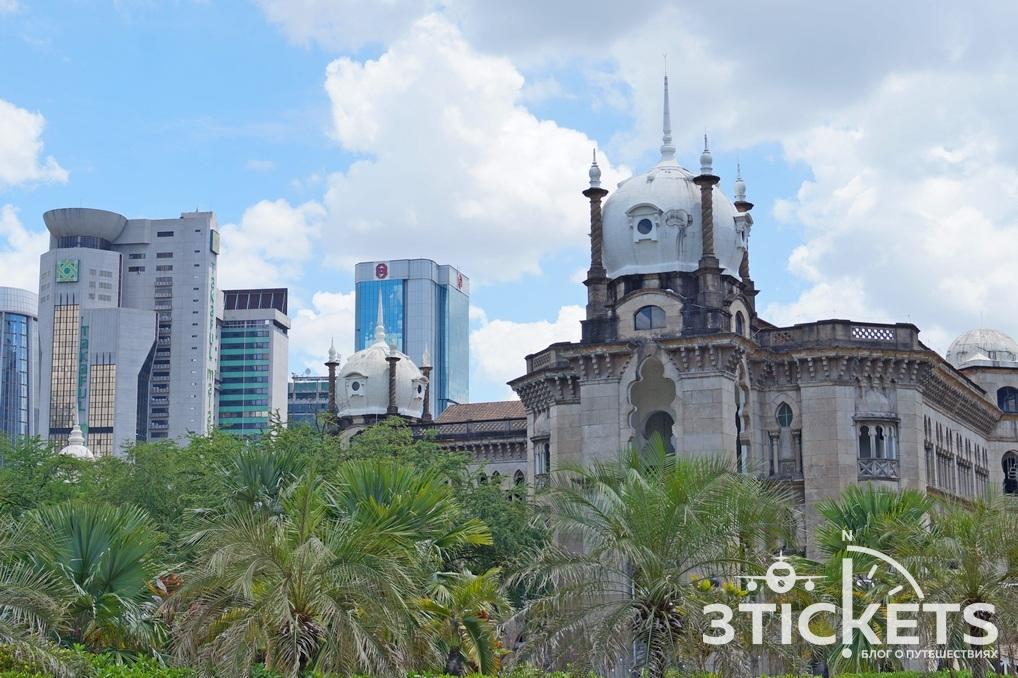 Фото-прогулка по Куала-Лумпуру: город 1001 небоскреб