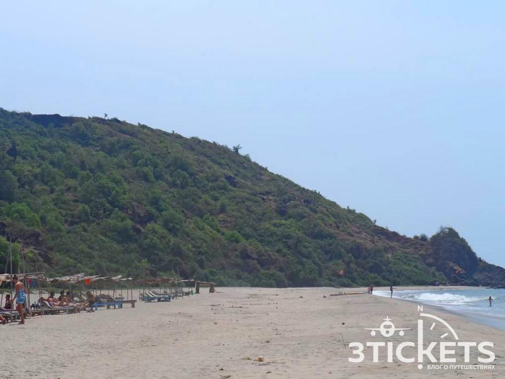 Пляжи Гоа: Керим (фото)