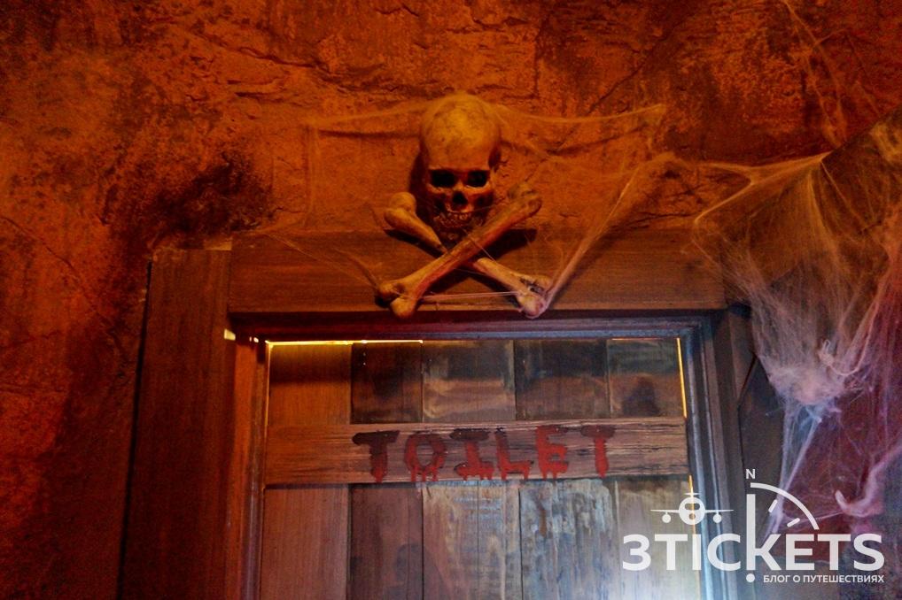 Музей привидений на Пенанге