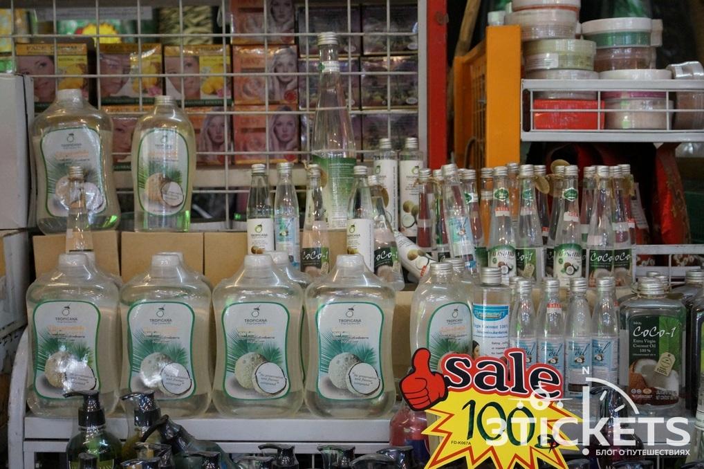 косметика в тайланде что купить паттайя