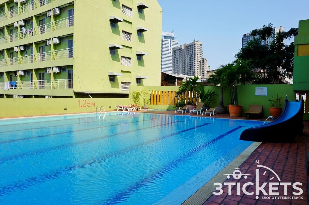 Aiyapura Bangkok: отличный отель с бассейном в центре Бангкока (наш отзыв)