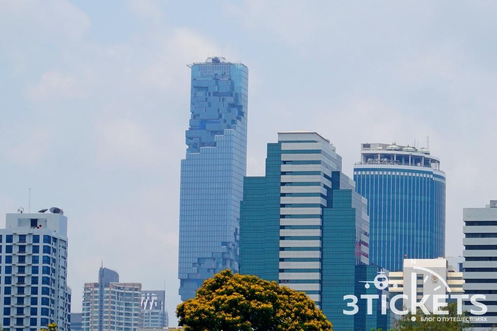 Люмпини: парк с варанами в Бангкоке