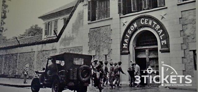 Ханой Хилтон или тюрьма-музей Хоало в Ханое, Вьетнам