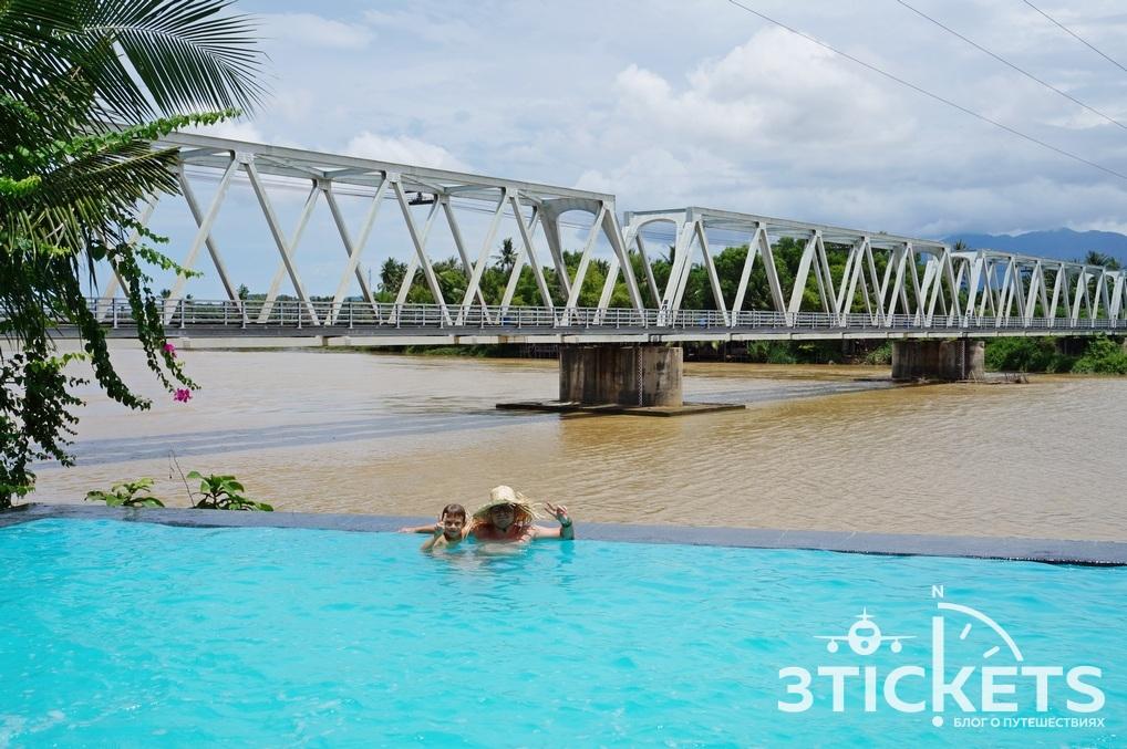 Бассейны в I Resort: фото