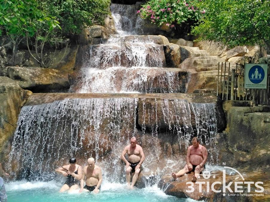 Горячие источники и аквапарк I Resort: наши впечатления, фото и видео