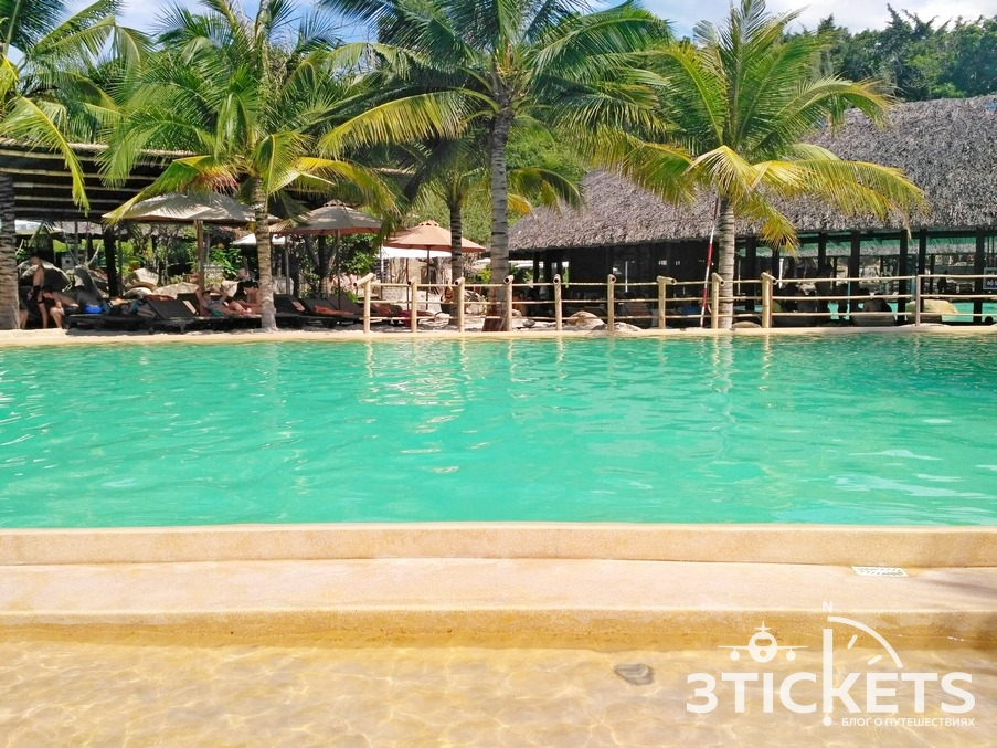 I Resort: Грязевые ванны, горячие источники и аквапарк в Нячанге