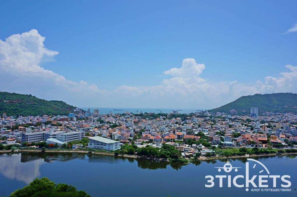 Снять апартаменты в Вунгтау