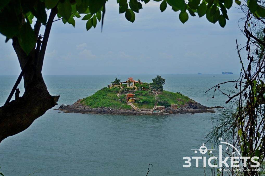 Остров Хон Ба и Храм Женщины в Вунгтау