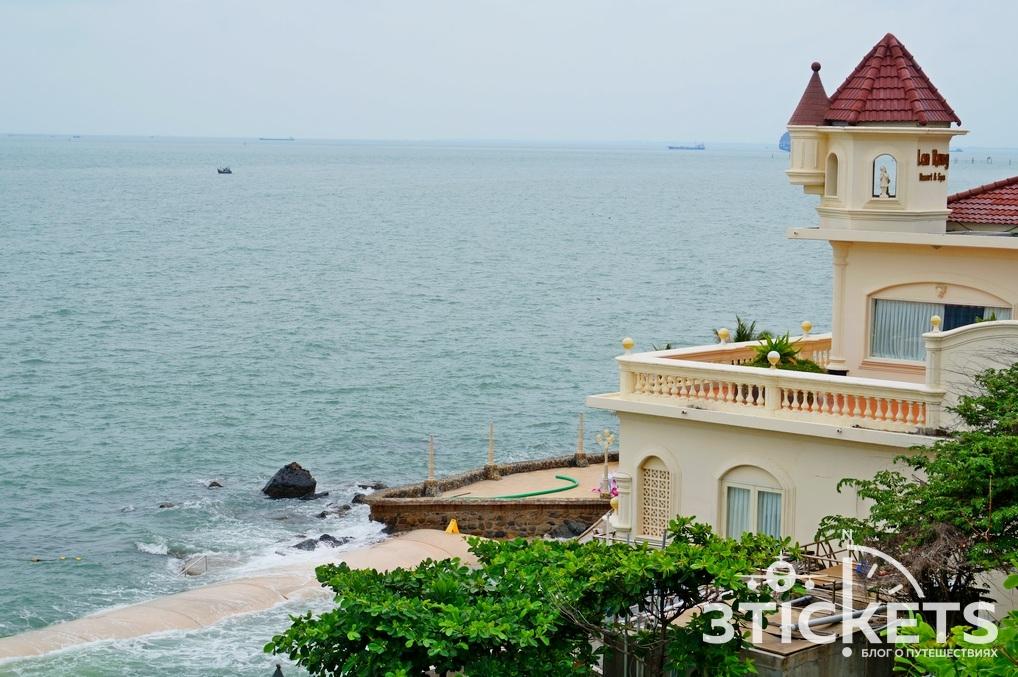 Lan Rung Resort & Spa, отель в Вунгтау