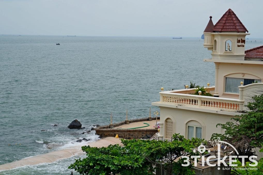 Отель Lan Rung Resort & Spa в Вунгтау