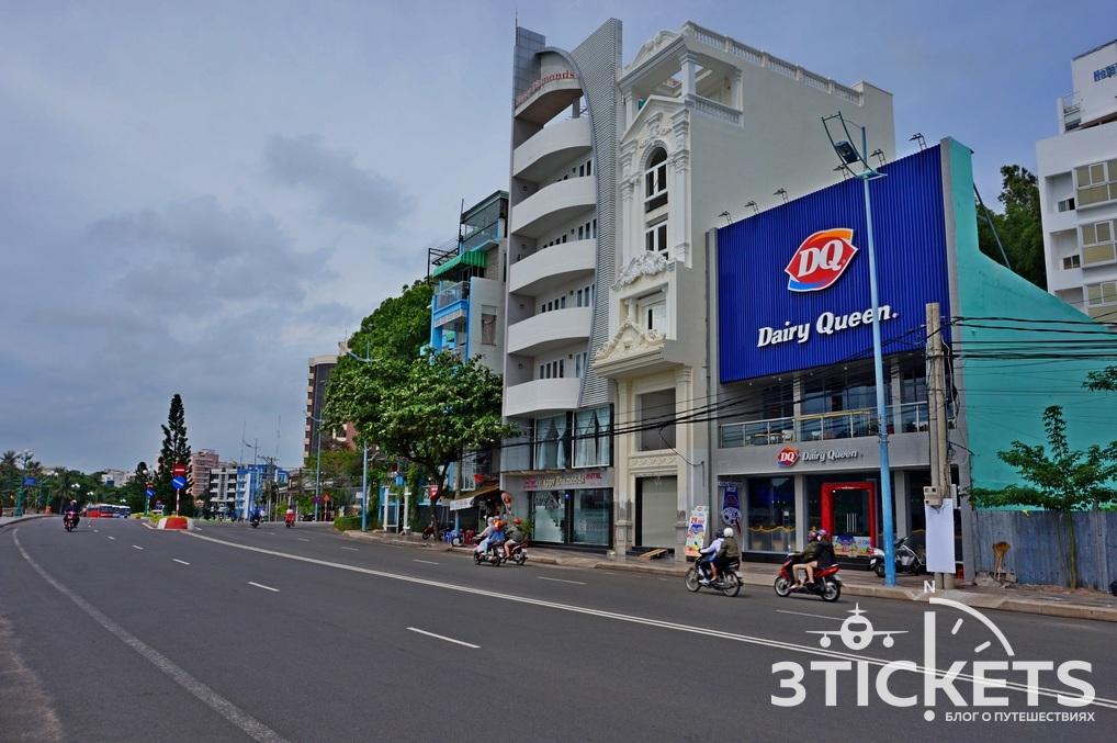 Прогулка по Вунгтау: фото