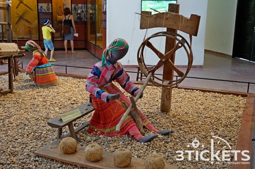 Что посмотреть в Ханое: этнографический музей