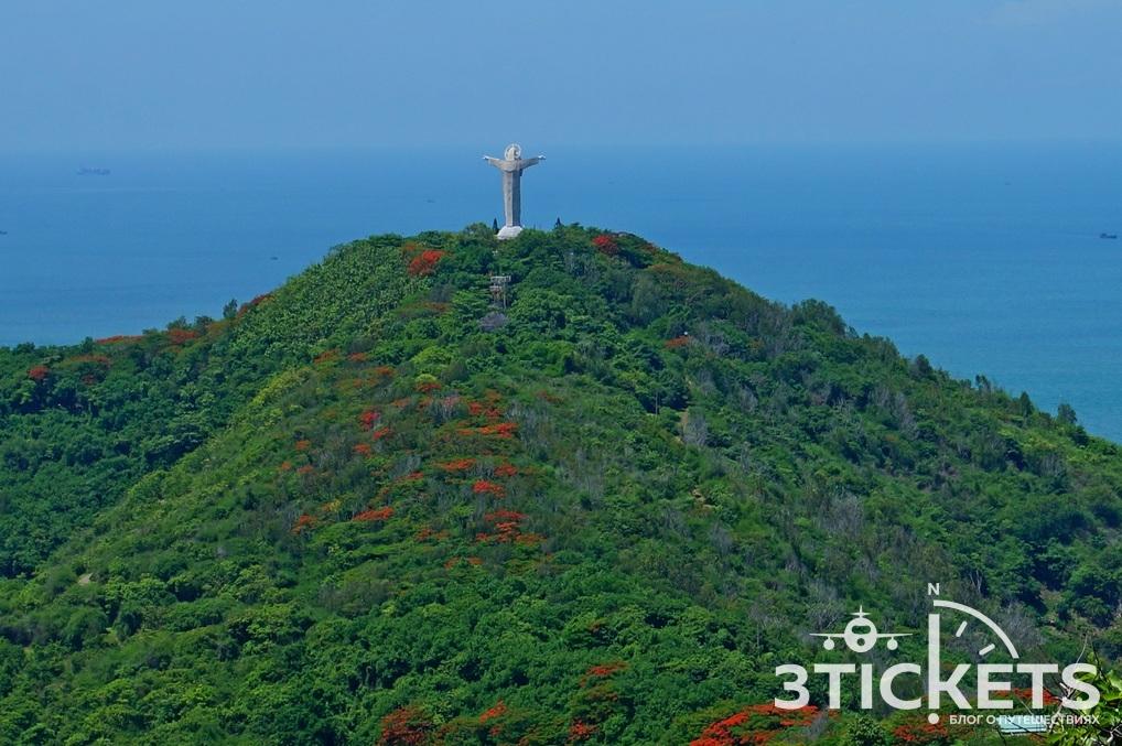 Статуя Иисуса Христа, Вунгтау