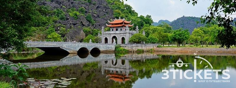Экскурсия в Ниньбинь из Ханоя