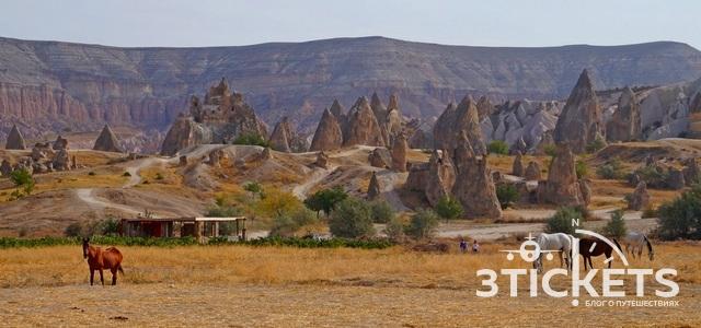 Каппадокия в Турции: где находится, как возникла, зачем туда ехать