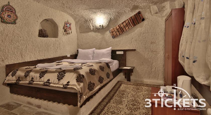 Пещерные отели в Каппадокии: Melek Cave Hotel