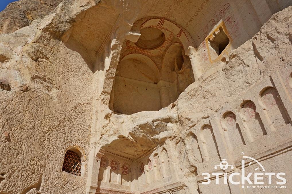 Христианские церкви в Каппадокии