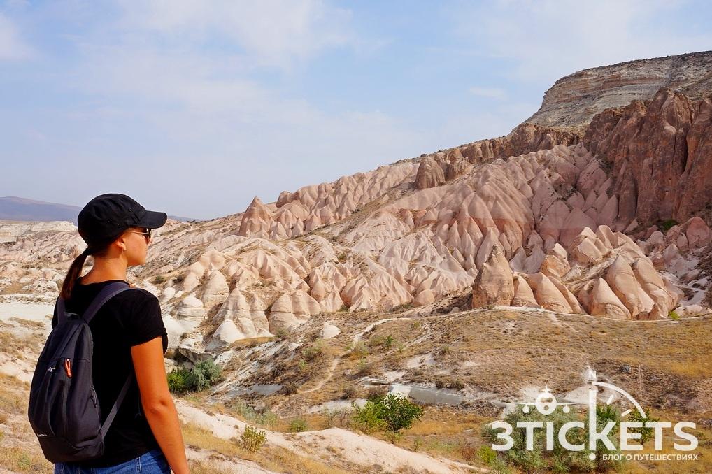 Каппадокия, Розовая долина: фото