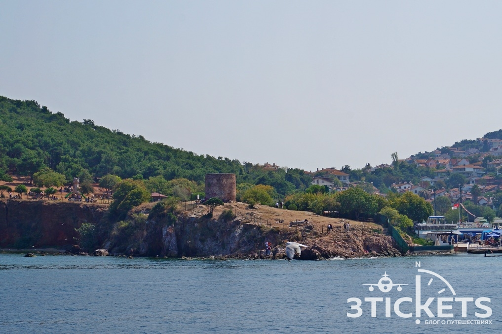 Остров Хеблиада, Принцевы острова в Стамбуле