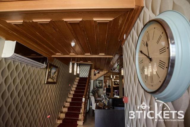 Отель на Принцевых островах: Eskibağ Butik Hotel
