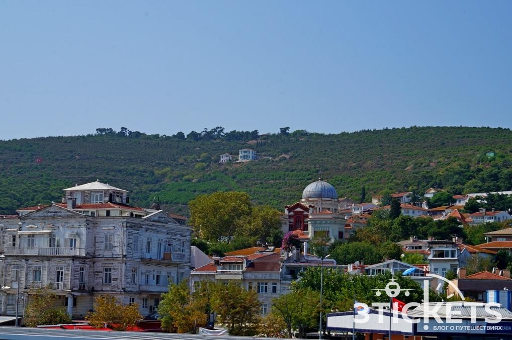 Принцевы острова в Стамбуле