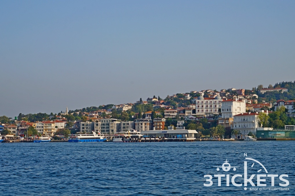 Остров Бююкада, Принцевы острова, Стамбул