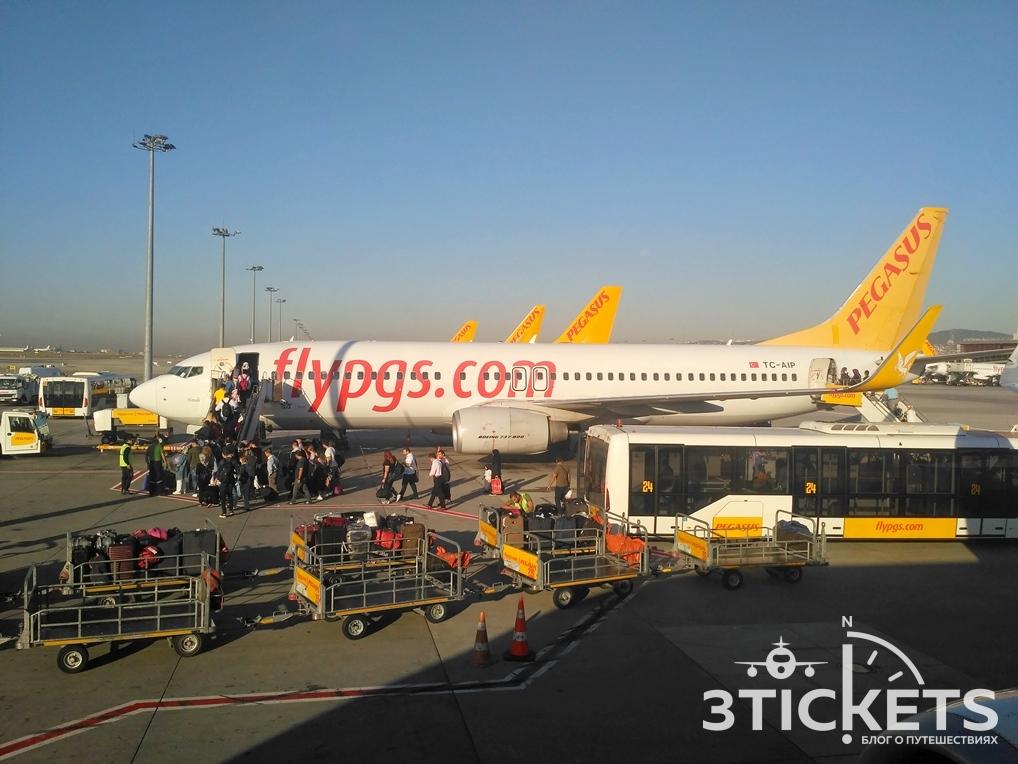 Перелет в Турцию из Москвы