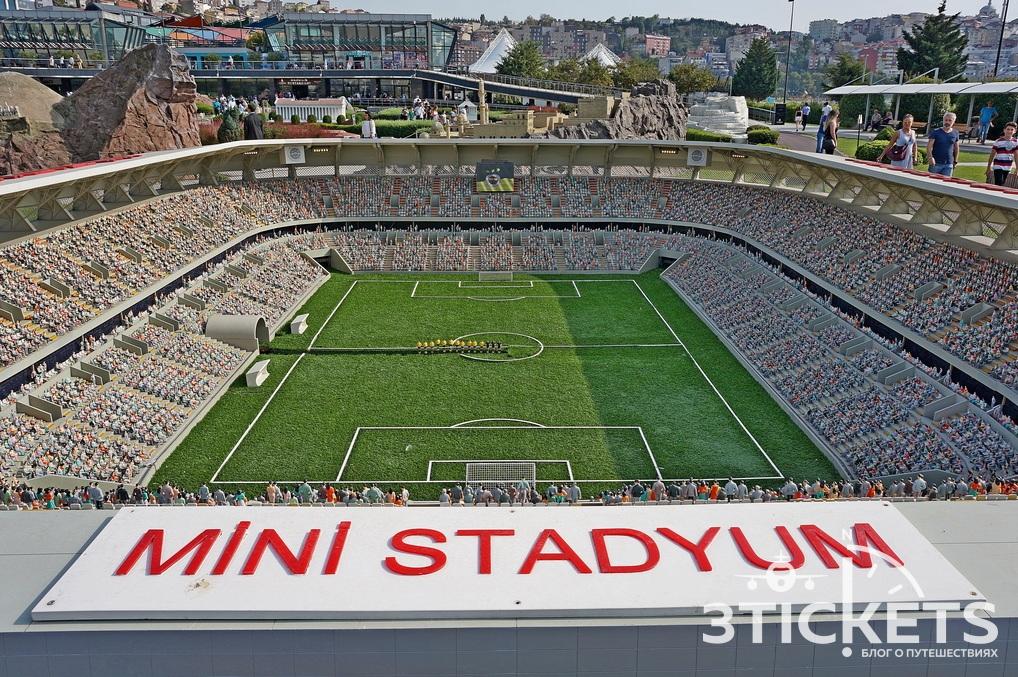 Парк Миниатюрк в Стамбуле: увидеть всю Турцию за 3 часа