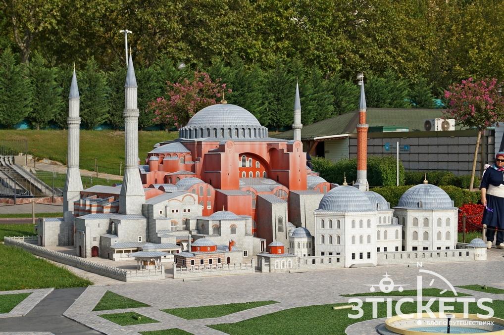 Музей Миниатюрк в Стамбуле