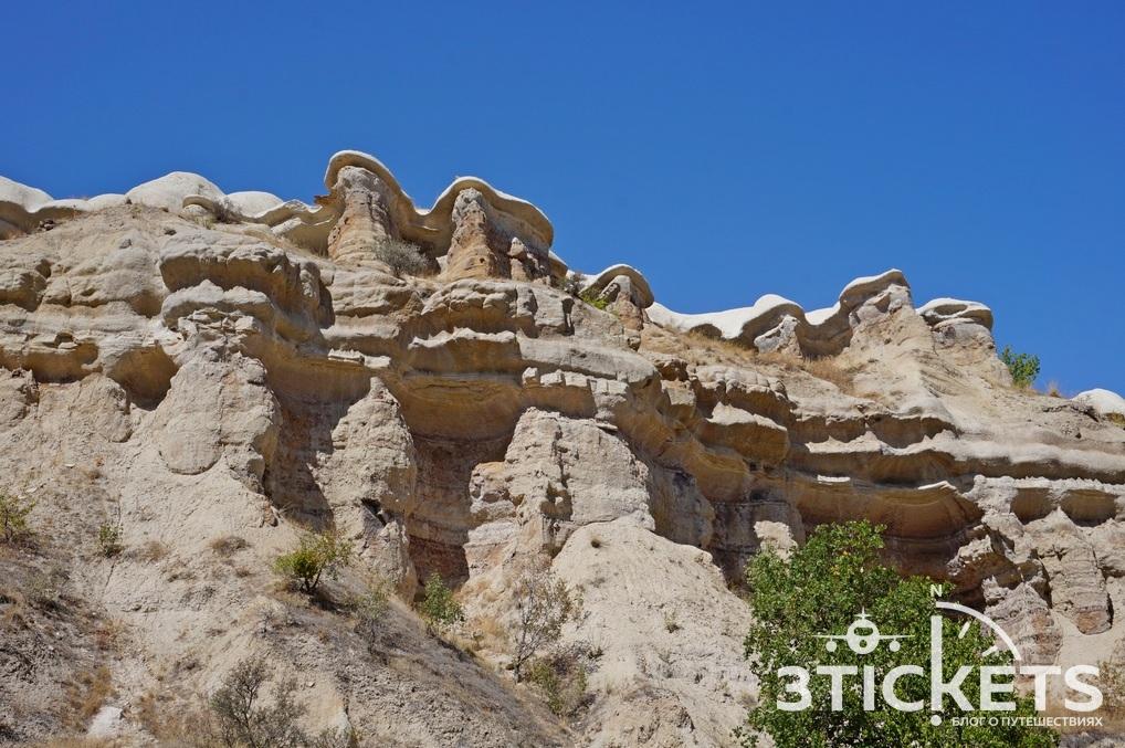 Голубиная долина (Pigeon Valley), Каппадокия