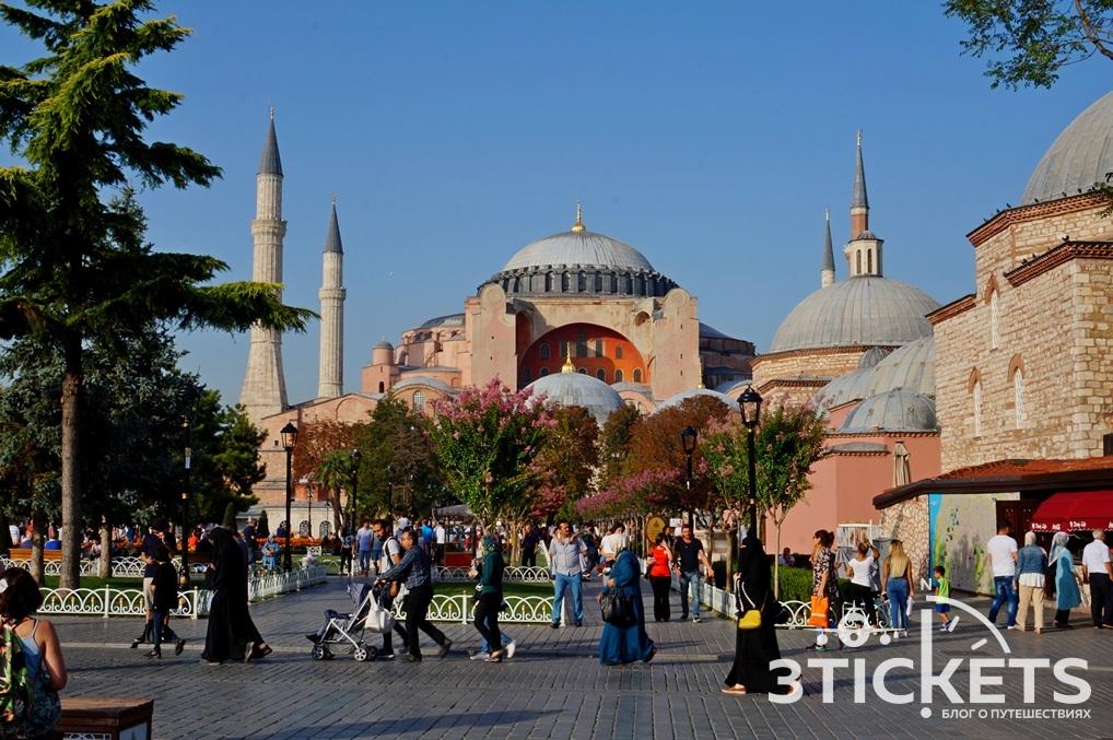 Софийский собор в Стамбуле