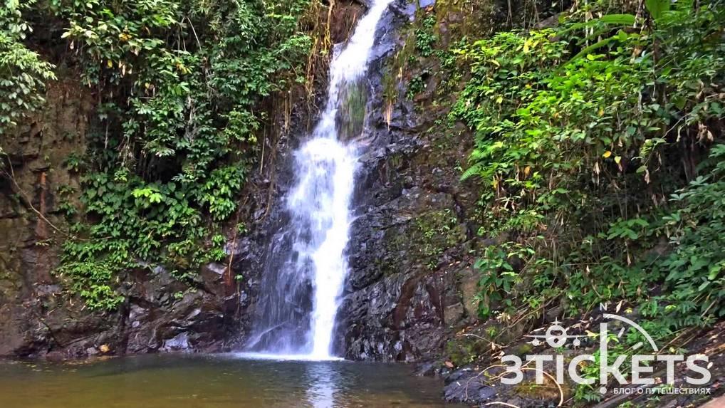 Водопад Семь колодцев, Лангкави, Малайзия