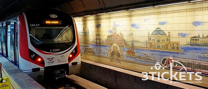 Общественный транспорт в Стамбуле