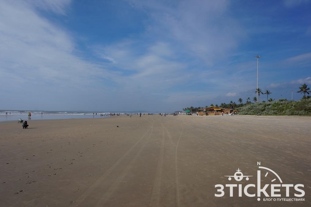 Пляж Колва, Южное Гоа: наш отзыв и фото