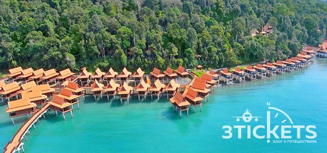 ТОП-5 лучших отелей на острове Лангкави, Малайзия: фото, цены, описание