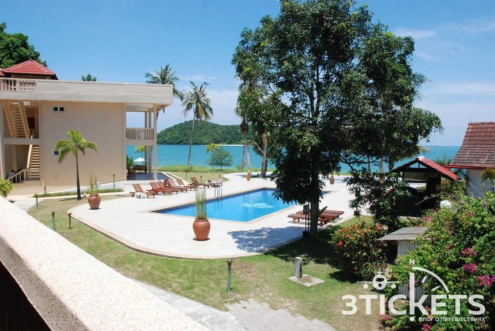 Отель Франжипани (The Frangipani Langkawi Resort and Spa) Лангкави