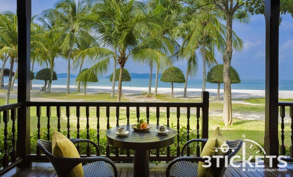 Отель Меритус (Meritus Pelangi Beach Resort And Spa, Langkawi) Лангкави