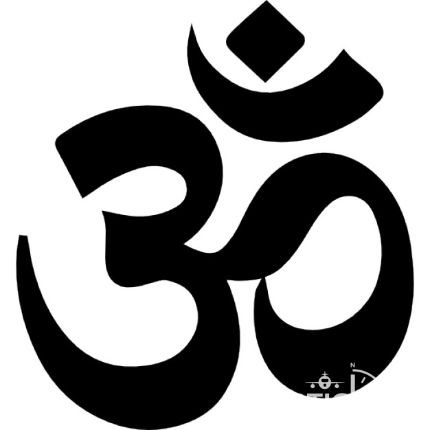 Индийский знак Ом