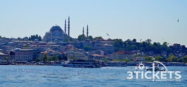 Погода в Стамбуле по месяцам и на Новый год