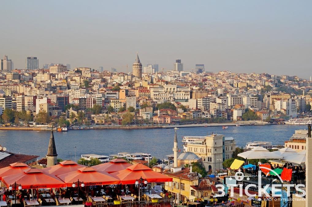Пересадка ваэропорту Стамбула: можноли выйти вгород?