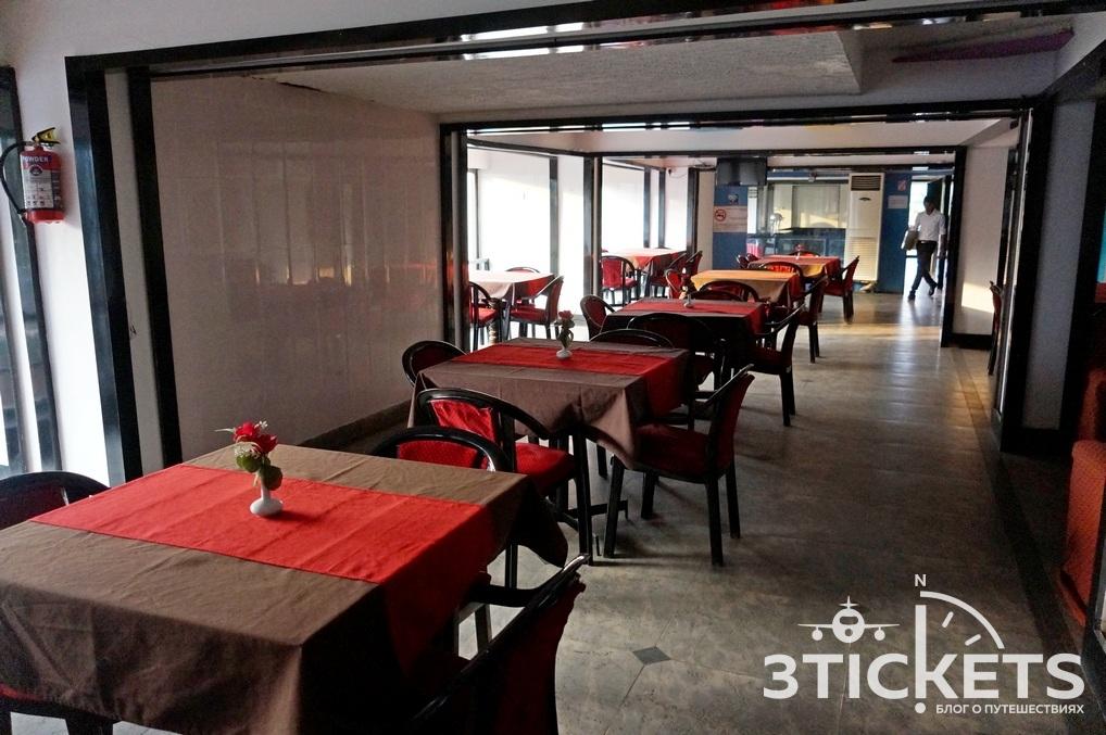 Отель Silver Sands Beach Resort 3*, Южный Гоа, Колва: ресторан