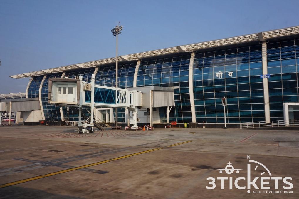 Аэропорт Даболим, Гоа