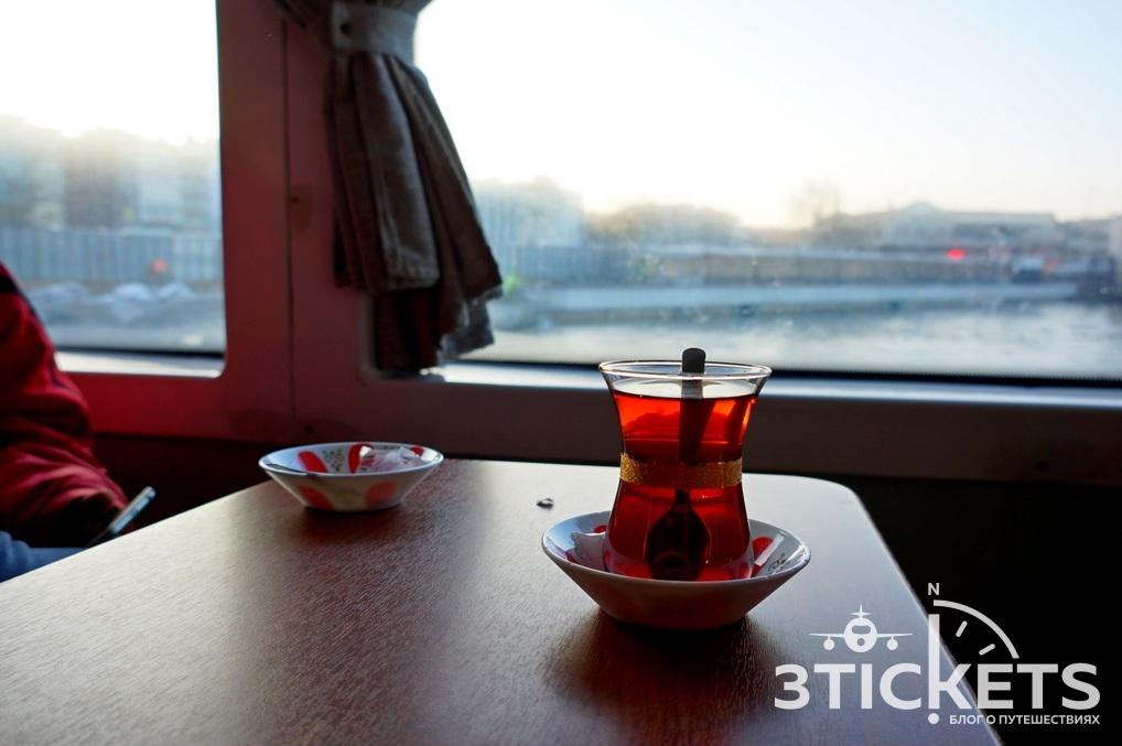 Стамбул зимой в январе