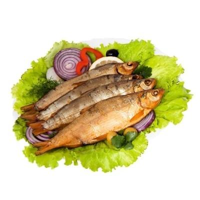 Рыба Сиг из озера Севан