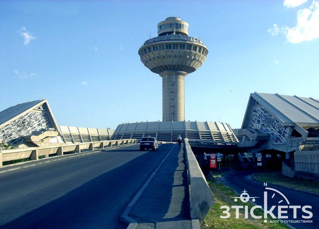 Аэропорт в Ереване Зварнотц