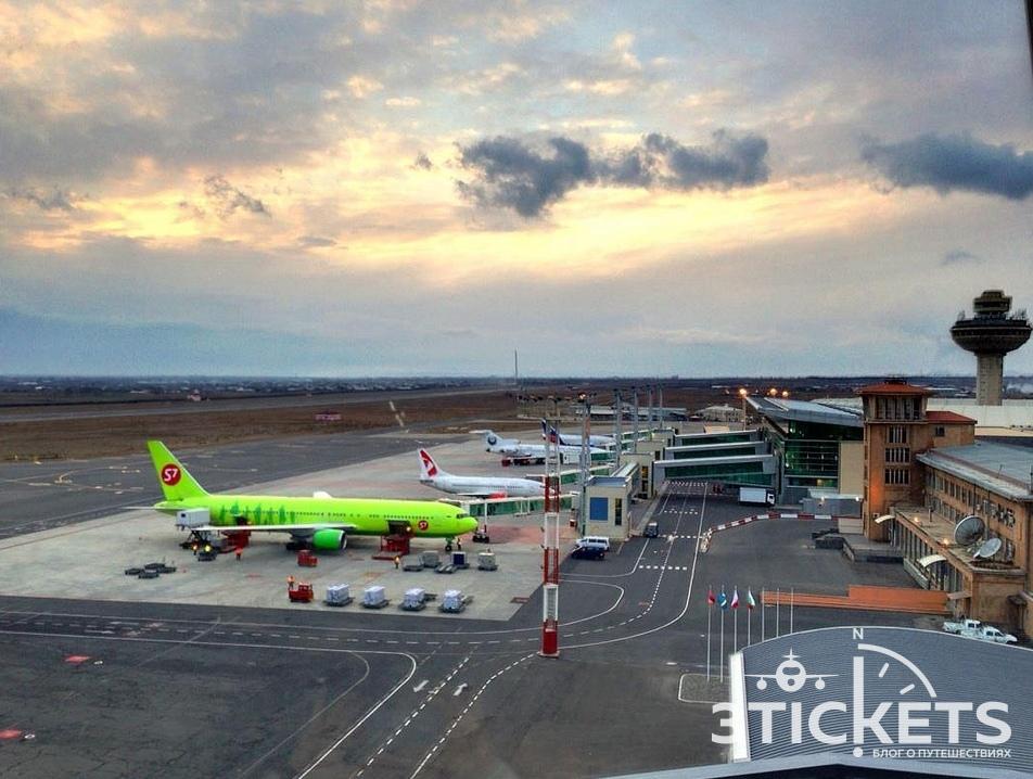 Прямые рейсы в Ереван